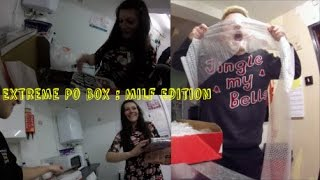 Extreme PO BOX SERIES :SENT A  SEXY WORK COLLEAGUE SEX TOYS!!!