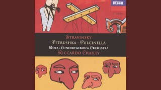 Stravinsky: Petrouchka - Version 1947 - Scene 4 - Dance of the Wet-nurses