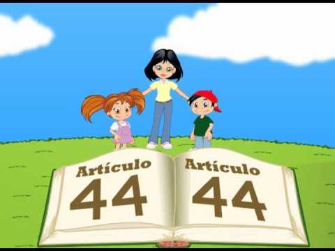 Dibujos animados para defender los derechos de los ni os for Imagenes de animacion