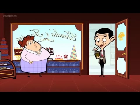 Mr Bean Animated Series 2017 ★★★ New Compilation ✔️ Best Funny Cartoon For Kids   Part 1