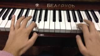 Видео-урок Christmas song - Jingle bells на фортепиано