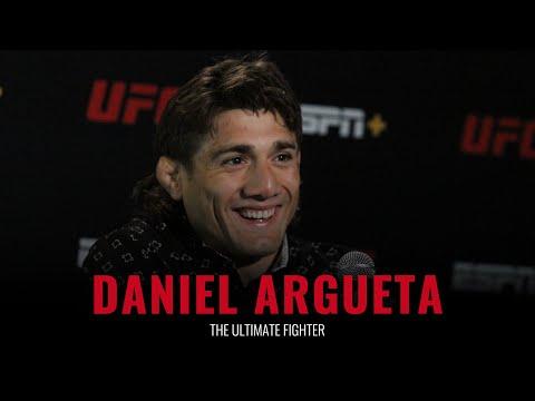 The Ultimate Fighter: Daniel Argueta full pre-show interview