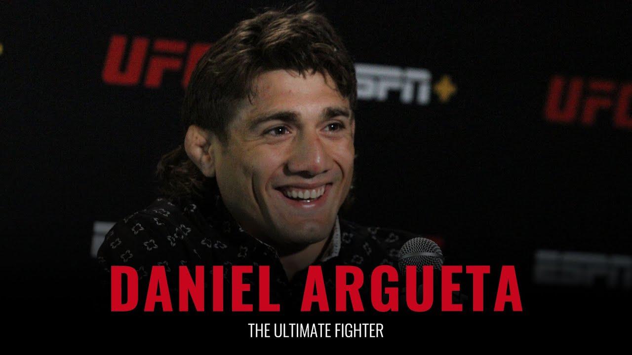 Download The Ultimate Fighter: Daniel Argueta full pre-show interview