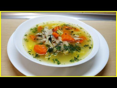 Суп из петуха/курицы с лапшой
