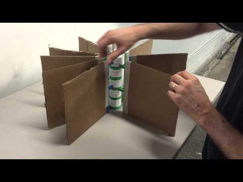 Sullivan Book Hinge Prototype #1