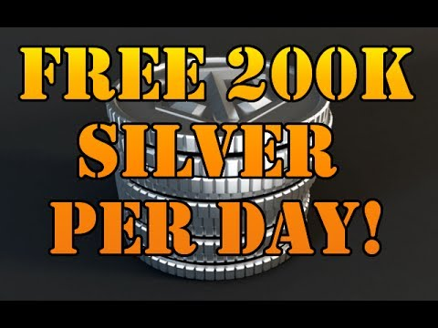 FREE 200K SILVER EVERY DAY! (World of Tanks Xbox1/PS4)