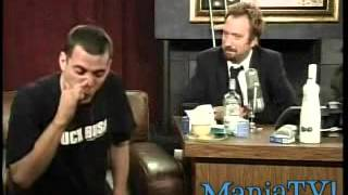 Tom Green Live - Steve-O Snots Everywhere