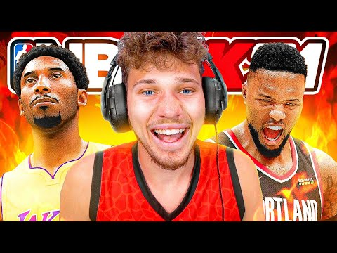 We Are ON FIRE - NBA 2K21 No Money Spent #8