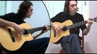 MOLECANDO - Giovani Dal Mas - Acoustic Guitar Solo