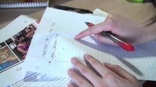 Repeat youtube video How To; Outline Your Textbook (School & Study Tips)