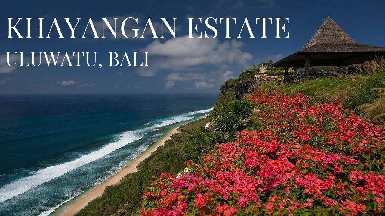 Magnificent Six Bedroom Seaside Luxury Villa Uluwatu Bali Youtube