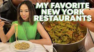 My Favorite New York City Restaurants