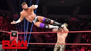 Zack Ryder & Curt Hawkins vs. Lucha House Party: Raw, Feb. 18, 2019 thumbnail