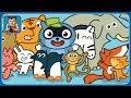 Зоопарк Панго * Мультик игра для детей про животных * Pango Zoo