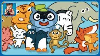 Зоопарк Панго * Мультики для детей * Мультики про животных * Мультфильмы для малышей * Pango Zoo