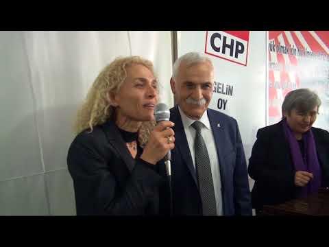 CHP Kadın Kolları İl Başkanlığı Seçim Yapıldı