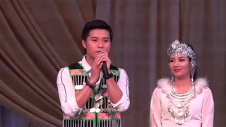 Yujin Thao Sing At Hmong MN new Year 2018/2019
