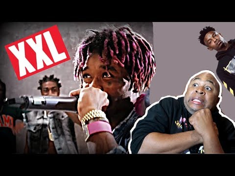 REACTING TO 2016 XXL COVER FREESTYLES