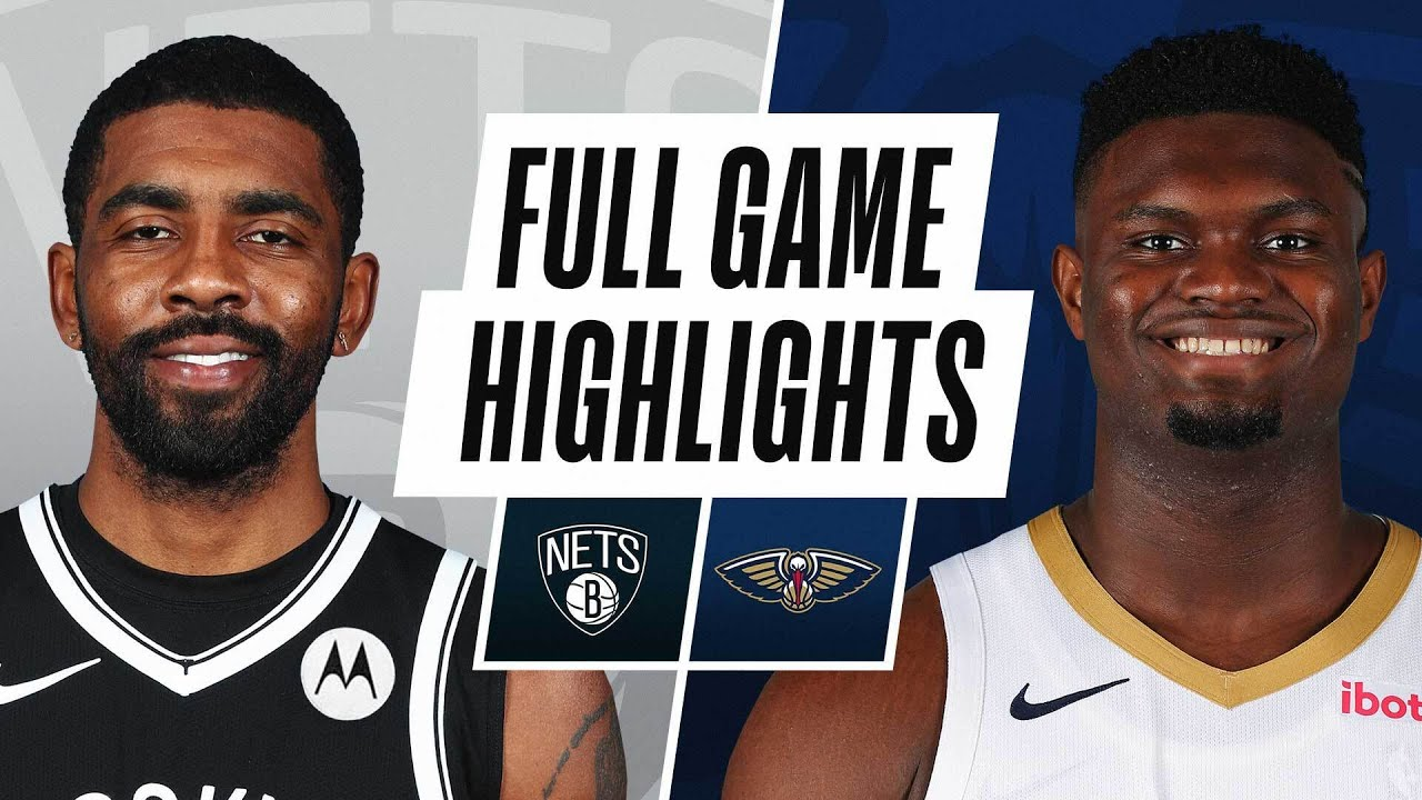 Download NETS at PELICANS | FULL GAME HIGHLIGHTS | April 20, 2021