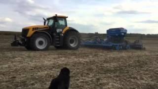 Gambar cover Lemken Heliodor & Solitair combination planting wheat near Staffa, Ontario