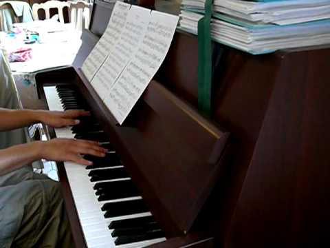 angel beats piano tutorial