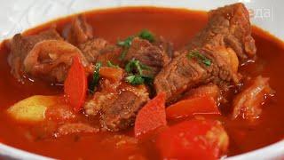 Принципы приготовления тушеных блюд с мясом