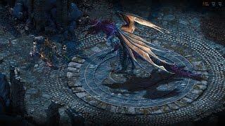 Pillars of Eternity - Sky Dragon fight