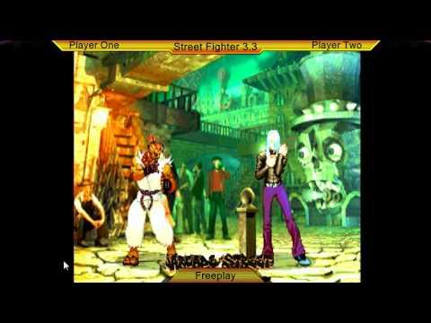 Team Battle Street Fighter 3.3