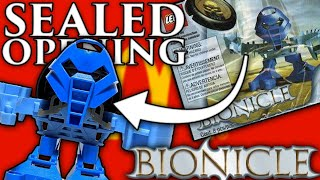 Old BIONICLE McDonald's Sets (SEALED OPENING!)