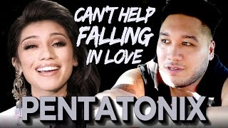 Pentatonix - Can't Help Falling In Love (Official Video) REACTION!!! #PTXFallingInLove