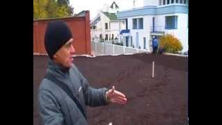 Укладка рулонного газона на крыше 2(, 2014-10-07T17:50:35.000Z)