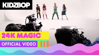 KIDZ BOP Kids - 24k Magic (Official Music Video) [KIDZ BOP]