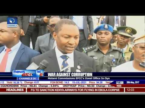 War Against Corruption: Minister Of Justice Restates FG's Commitment