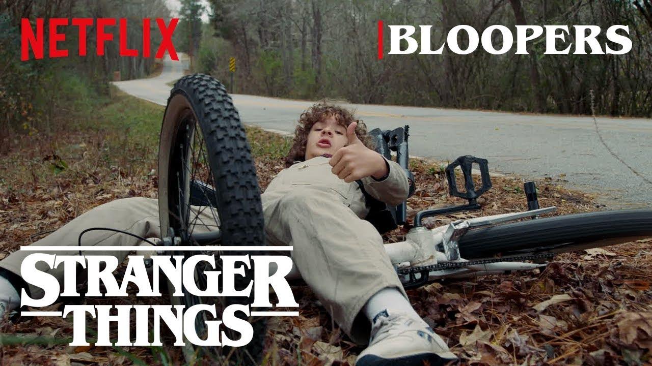 Download Stranger Things Season 2 Bloopers | Netflix