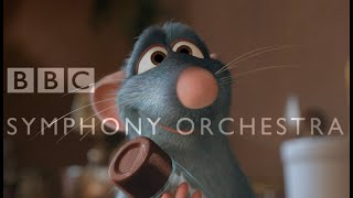 Michael Giacchino's Anyone Can Cook from Ratatouille BBCSO Mockup #oneorchestra