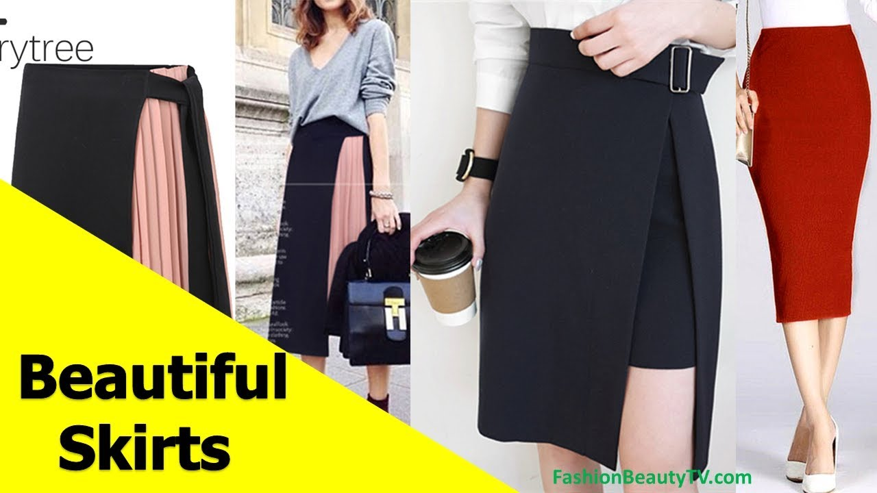 e628cb8df1c9c 50 beautiful skirts, pencil skirts and best skirts for ladies S6