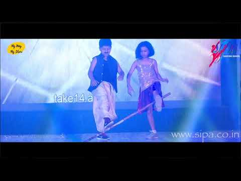 Rukhi Sukhi Roti | Duet Dance |MY WAY MY SHOW 2018| SIPA DANCING SCHOOL