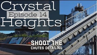 Crystal Heights | episode 14 | Planet Coaster