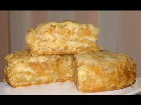 Яблочный пирог на кефире в мультиварке рецепт с фото