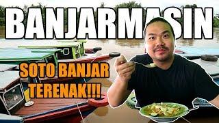 GILA!!! SOTO BANJAR PALING ENAK SE-INDONESIA!!!
