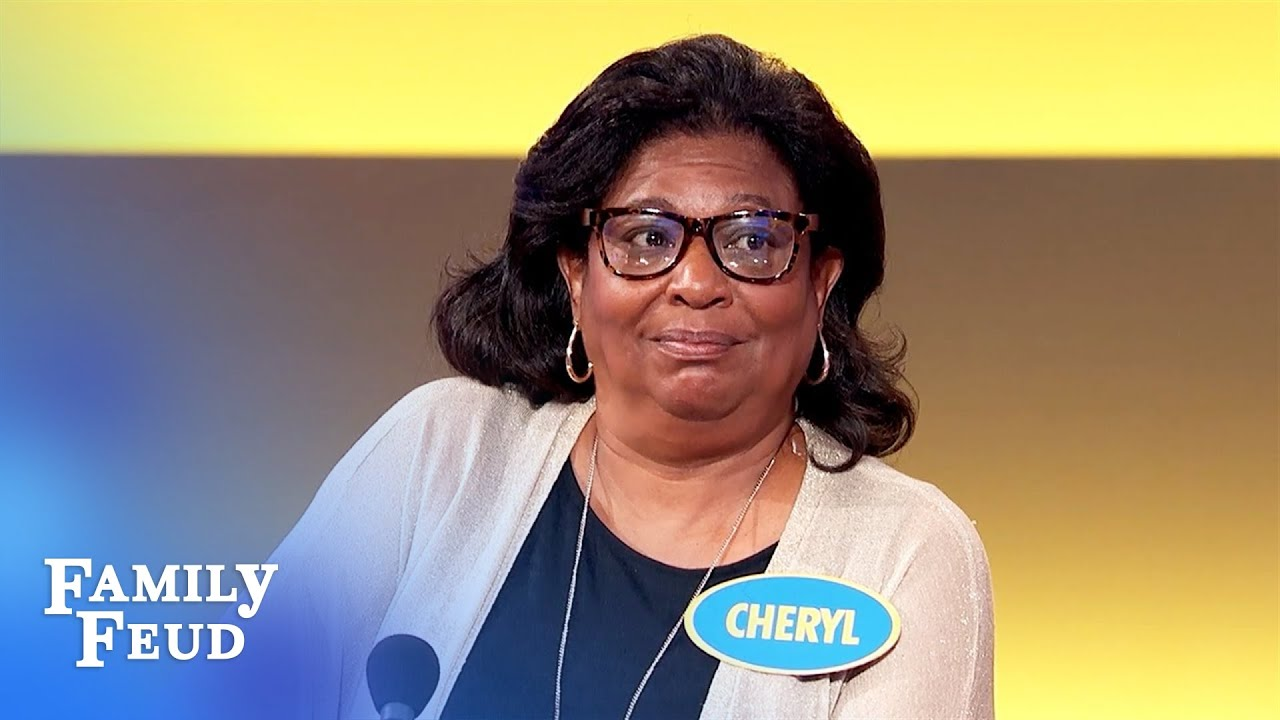 Download Steve Harvey's Aunt Agnes has the world's biggest... WHAT?!   Family Feud