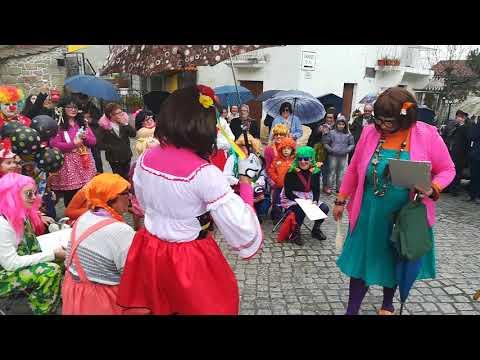 Carnaval em vilarelho da raia
