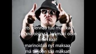 Petri Nygård  ft. Lord Est - Selvä päivä (lyrics)