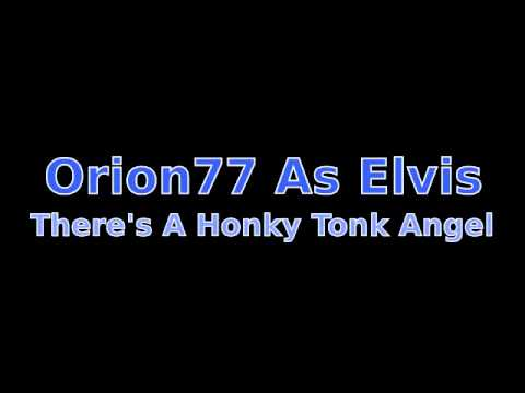 Orion77 - Tell Me If You Think It's Over (There's A Honky Tonk Angel) New 2015 (Jungle Room Master)