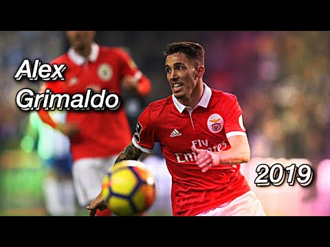 Alex Grimaldo 2019   This is why he is the most wanted left back in the world