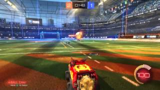 Rocket League Awesome Goals Compilation