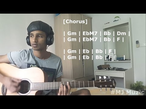 Guitar guitar chords of khamoshiyan : Bandeya - Jazbaa (2015) | Piano Lesson & Chords by Matthew Jordan ...