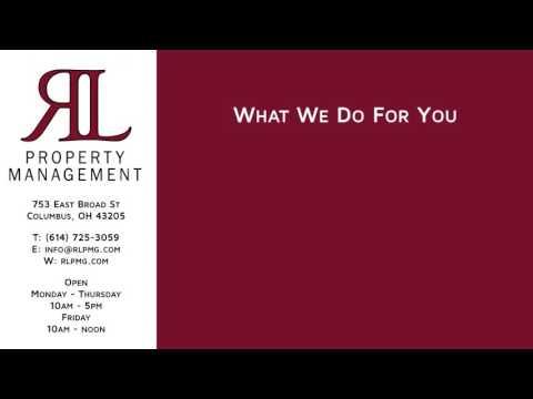 Columbus Property Management - RL Property Management