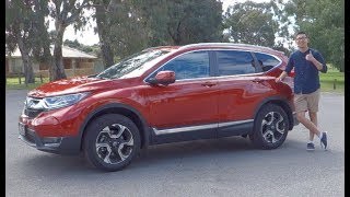 2018 Honda CR-V Full Review & Road Test | AutoReview