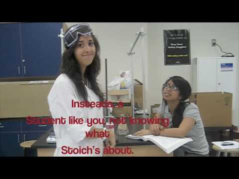 Stoichiometry - Chemistry Music Video